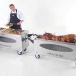 Hog Master & Serve Over