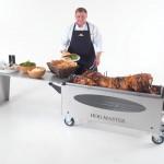 Hogmaster Hog Roast Machine & Table