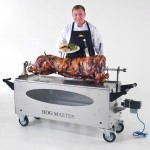 Hogmaster Spit Roast Machine